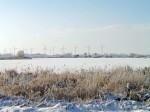 Winterlandschaft Ostfriesland