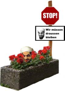 Stoppt den Terrorismus