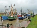 Hafen in Ditzum
