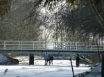 Brücke bei Rhoden