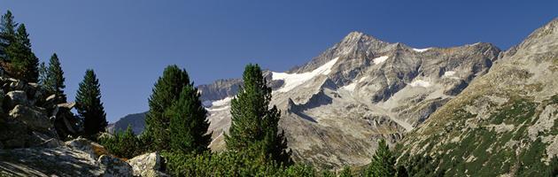 Bergkete in Österreich