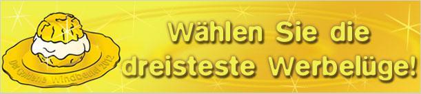 Banner von Foodwatch