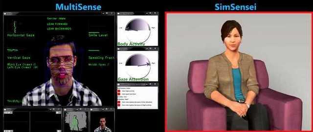 SimSensei - virtueller Psychiater