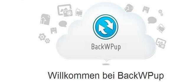 Sicherung mit BackWPup