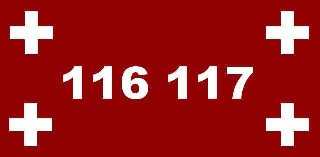 Bereitschaftsnummer 116117