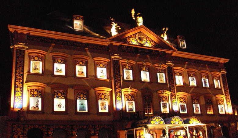 Rathaus-Adventskalender