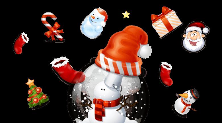 Frohe Weihnachten, Ausmalbilder, orakeln mit dem Überraschungsei