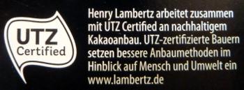 UTZ - Siegel