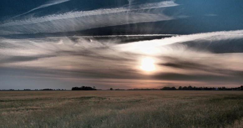 Wetterbilder KW 27 aus Ostfriesland