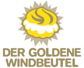 goldener Windbeutel