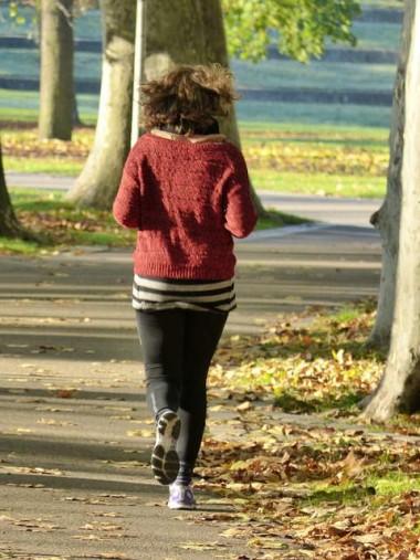 bloggen beim joggen?