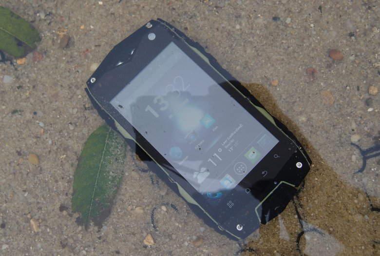 Smartphone Icefox (TM) Thunder im Test