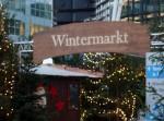 Wintermarkt Flughafen München