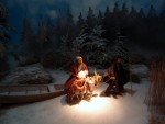 Weihnachtskrippe