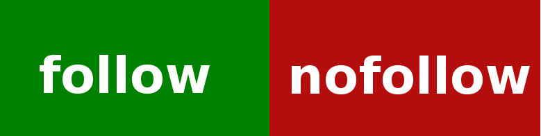 follow - nofollow