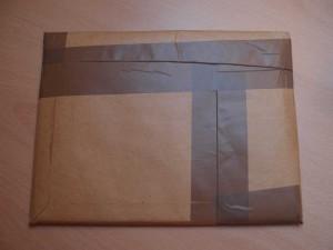 Paket bekommen