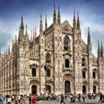 Ein Besuch in Mailand!