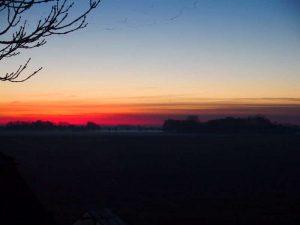 Sonnenuntergang Bunderhammrich