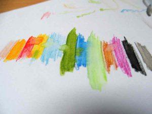 Farbkritzelei