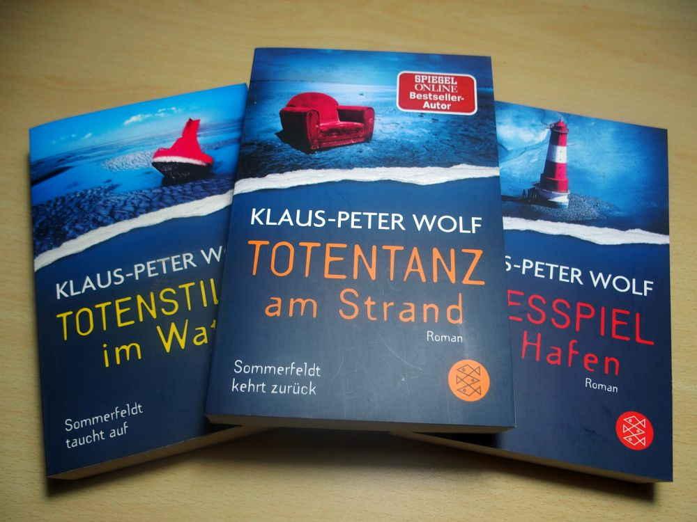 Ostfrieslandroman Trilogie Dr. Sommerfeldt